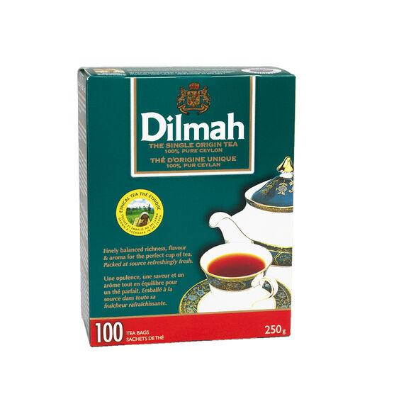 Dilmah Premium Pure Ceylon Tea - 100's