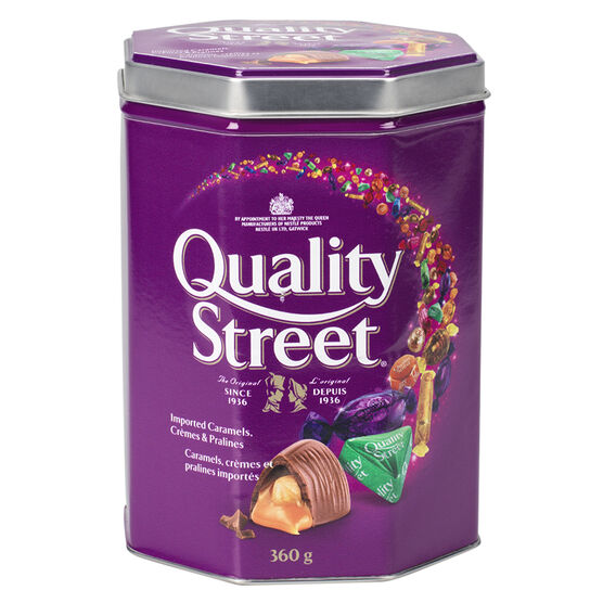 Nestle Quality Street - 360g Tin