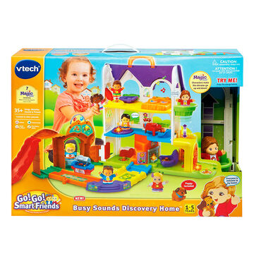 Vtech Busy Sounds Discovery Home