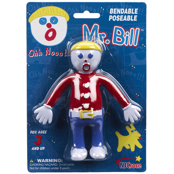 Mr. Bill Figure