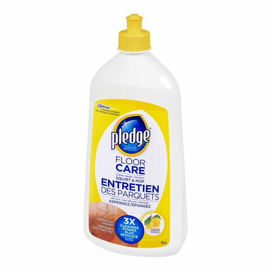 Pledge Wood Floor Cleaner - 798ml