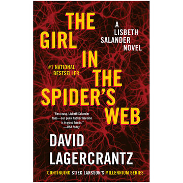 Girl In The Spiders Web by David Lagercrantz