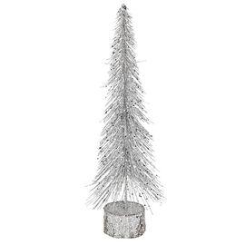 Christmas Forever Bottle Brush Tree