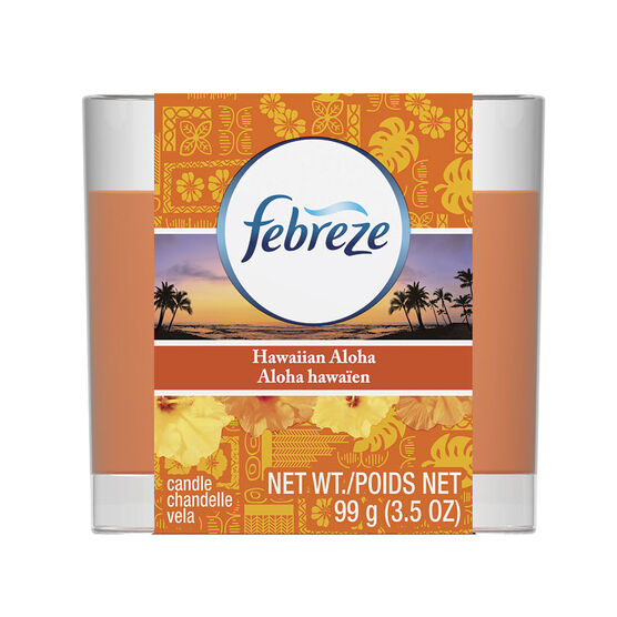 Febreze Candle - Hawaiian - 99g