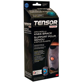 Tensor Sport Open Patella Knee Brace - Small/Medium