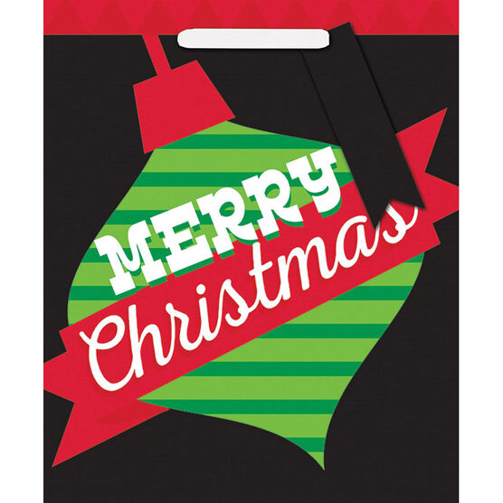 Merry Christmas Gift Bag - Jumbo - 14243679-BARO