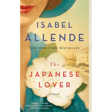 Japanese Lover by Isabel Allende