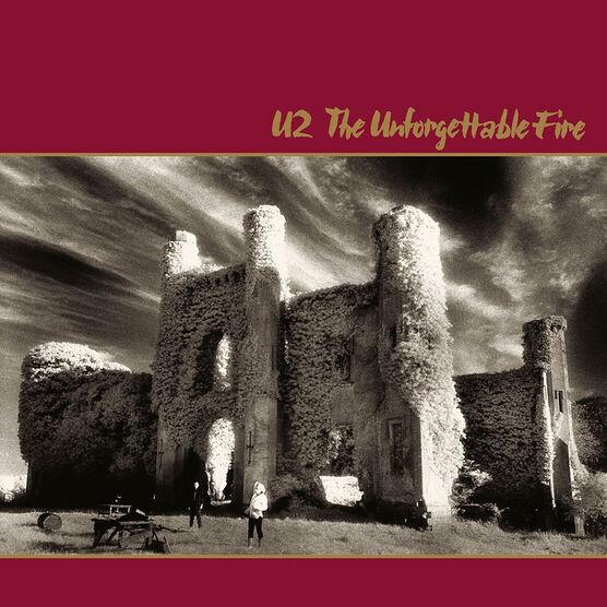 U2 - The Unforgettable Fire - Vinyl