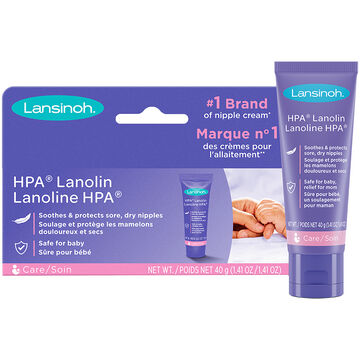 Lansinoh HPA Lanolin Cream - 40g
