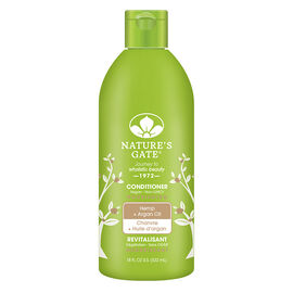 Nature's Gate Conditioner Hemp + Argan Oil - Nourishing - 532ml