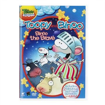 Toopy And Binoo: Binoo The Brave - DVD