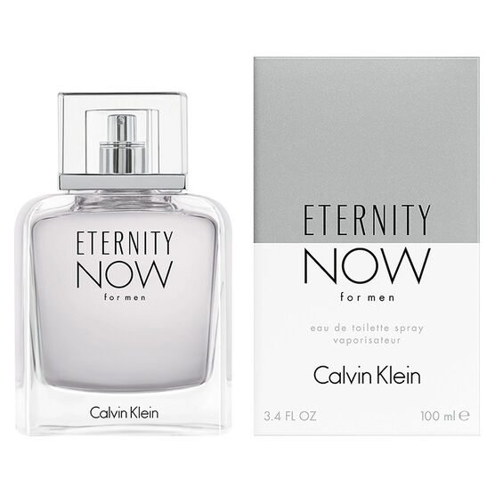 Calvin Klein Eternity Now for Men Eau de Toilette Spray - 100ml