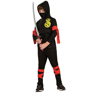 Halloween Ninja Costume - Medium