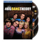 The Big Bang Theory: The Complete Eighth Season - DVD