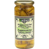 Krinos Pepperoncini Pickled Peppers - 500ml