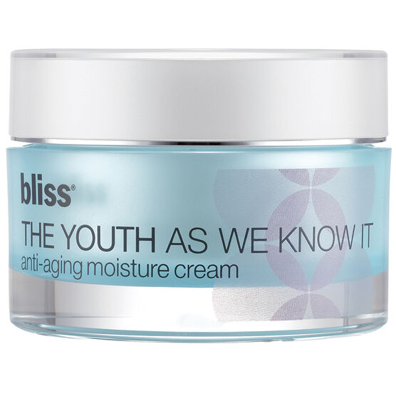 Bliss The Youth As We Know It Anti-Aging Moisture Cream - 50ml