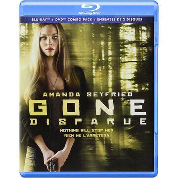 Gone - Blu-ray + DVD