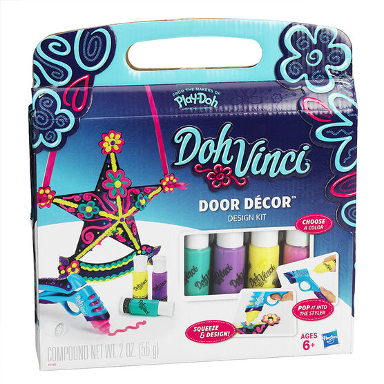 DohVinci Door Décor Complete Design Kit