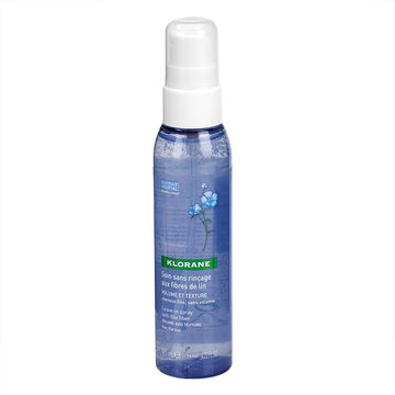 Klorane Leave-In Spray with Flax Fibre - 125mL