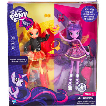 My Little Pony Equestria Girls Figures - Assorted - 2 pack