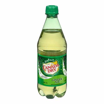 Canada Dry Ginger Ale - 591ml