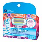Gillette Venus Embrace Cartridges for New Shavers - 4's
