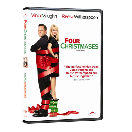 Four Christmases - Bilingual - DVD