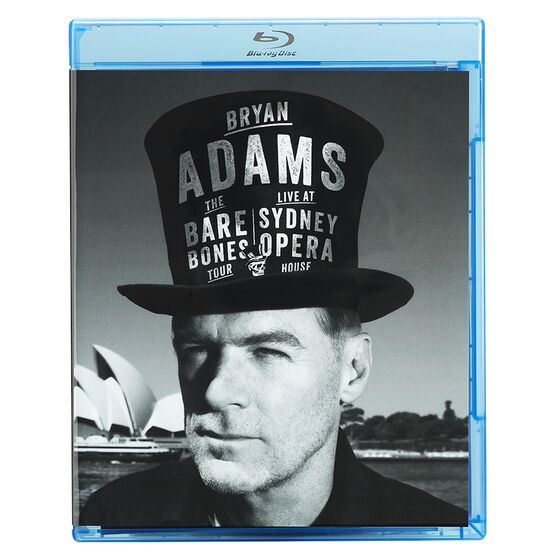 Bryan Adams - Live At Sydney Opera House - Blu-ray