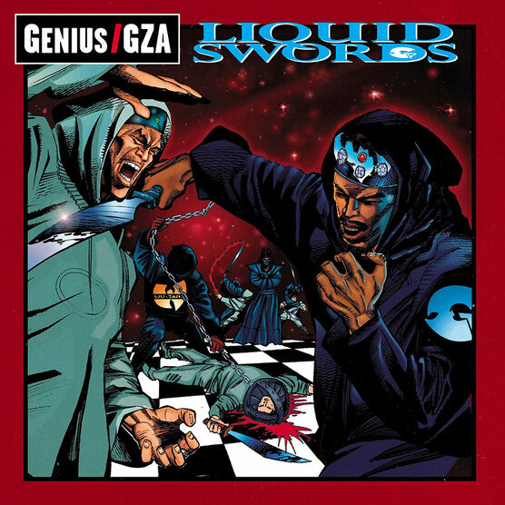 GZA - Liquid Swords - 2 LP Vinyl