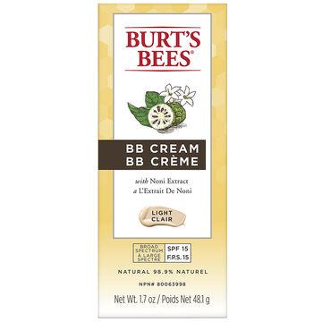 Burt's Bees BB Cream - Light - 48.1g