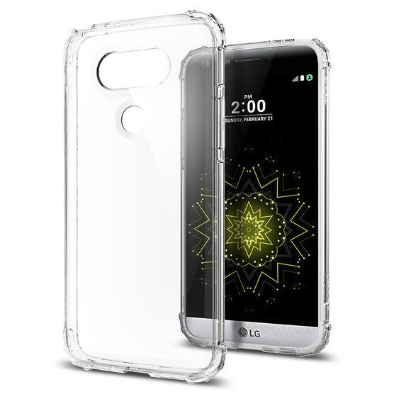 Spigen Crystal Shell Case for LG G5 - Clear Crystal - SGPA18CS20133