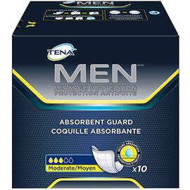 Tena Men Absorbent Guards - 10's