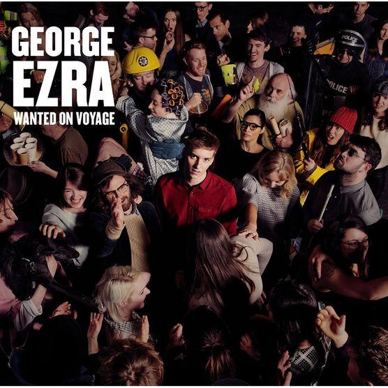 George Ezra - Wanted on Voyage - CD