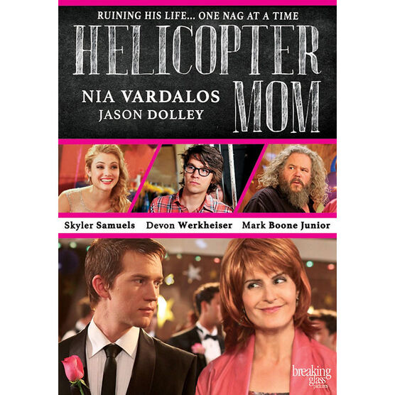 Helicopter Mom - DVD