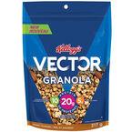 Kellogg's Vector Granola - Honey Almond - 317g