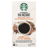 Starbucks VIA Ready Brew Instant Coffee - House Blend Medium  - 8's