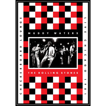 Muddy Waters & The Rolling Stones Live At The Checkerboard Lounge, Chicago 1981 - DVD