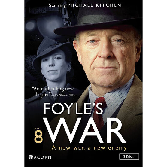 Foyle's War: Season 8 - DVD