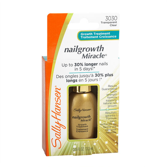 Sally Hansen Nailgrowth Miracle Salon Strengthening Treatment - 13ml
