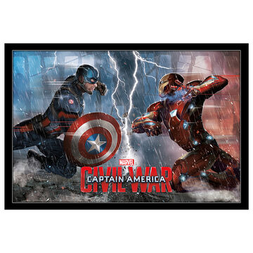 Marvel Gel Coat Wall Art - Assorted - 24 x 36in