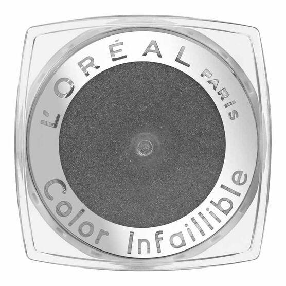 L'Oreal La Couleur Infallible Eyeshadow - Ultimate Black