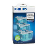 Philips Cleaning Cartridge - 3 pack - JC303/53