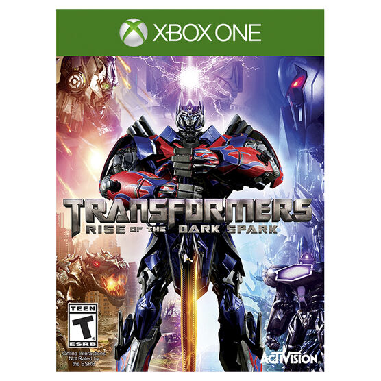 Xbox One Transformers: Rise of the Dark Spark