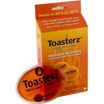 Toasterz Reusable Heat Pack - Oval