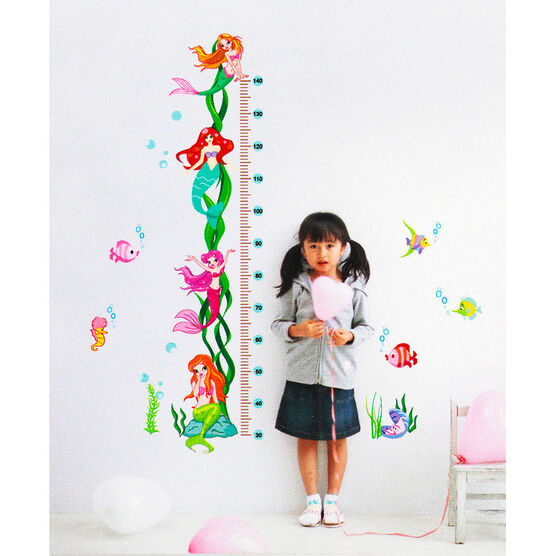 Growth Chart - Mermaid