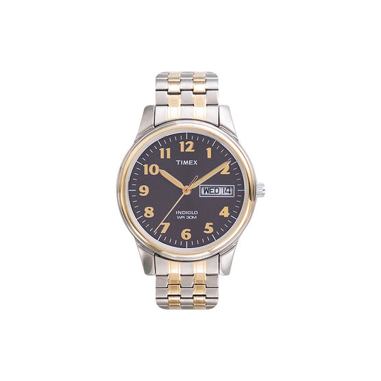 Timex Fashion Watch - Silver/Gold - 26481