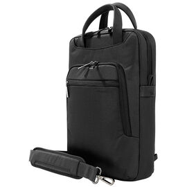 Tucano WorkOut Vertical Laptop Case - Black - WO2V-MB11