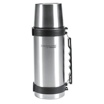 Thermocafe Vacuum Bottle - Stainless Steel - 1L