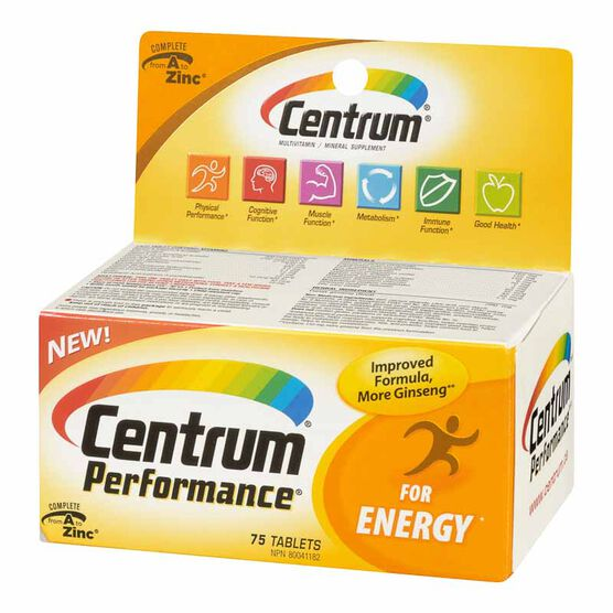 Centrum Performance - 75's