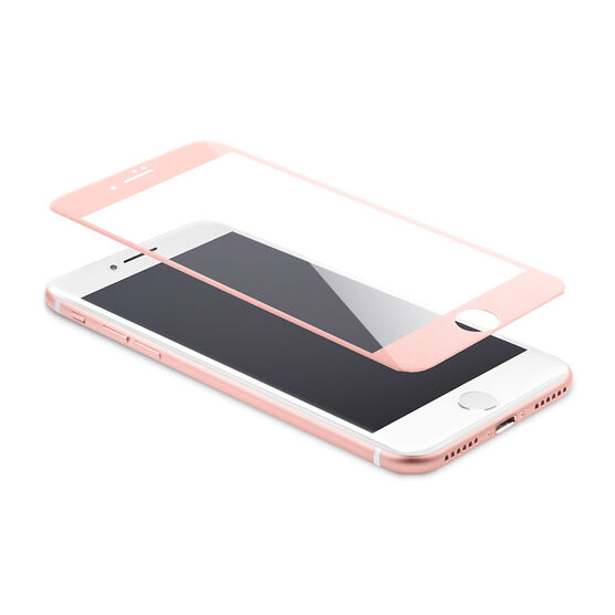 Logiix Phantom Glass Arc for iPhone 7 Plus - Rose Gold - LGX12314